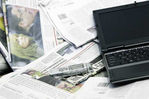 Fringe media outlets mobilising to create new political force in Lithuania