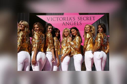"""""""Victoria`s Secret"""" modeliai"""