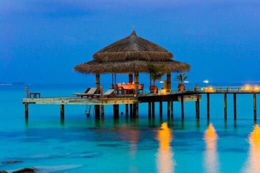 Malediwy uratują sztuczne wyspy