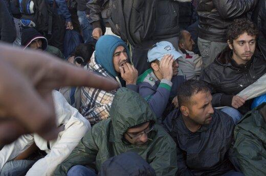 Опрос: отношение к беженцам в Литве радикальное
