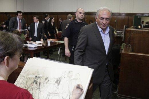 Francja: Strauss-Kahn podejrzany o zbiorowy gwałt
