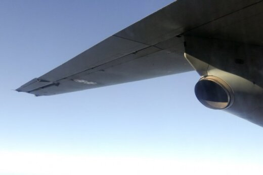 NATO fighter jets raised from Lithuania over Russian transport plane