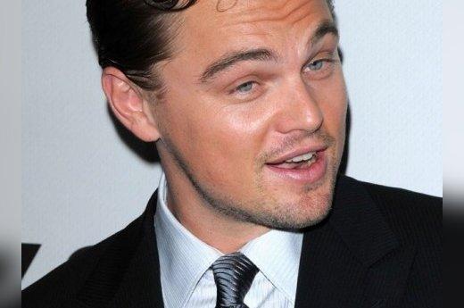 Leonardo DiCaprio został ranny podczas kręcenia sceny erotycznej