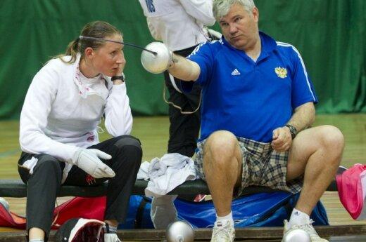 Donata Rimšaitė ir Aleksejus Chaplanovas