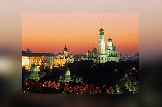 В 2011 году из Москвы уберут треть палаток