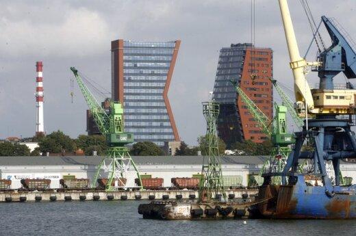 В марте - рекордные погрузки в Клайпедском порту