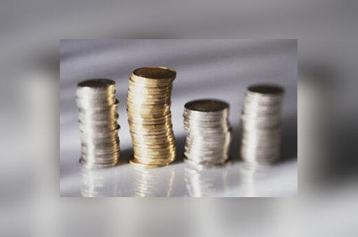 monetos, pinigai