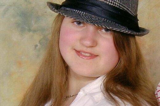 Полиция Каунаса разыскивает пропавшую несовершеннолетнюю девушку