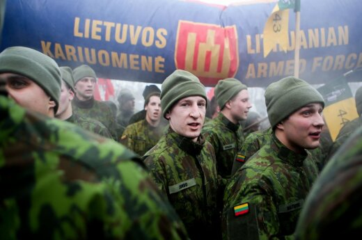 Two thirds of Lithuanians support raising defence funding