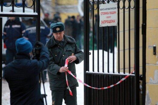 Maskvoje nušautas Aslanas Usojanas