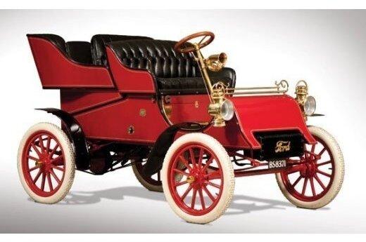 Самый старый в мире Ford вернулся на родину
