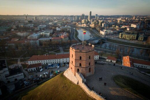 Vilnius in top 3 'cities of future' - Financial Times rankings
