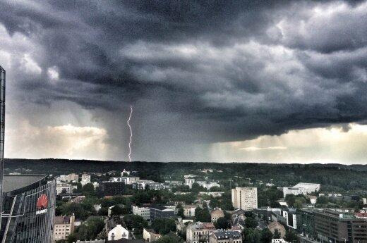 Синоптики: идут новые дождевые облака