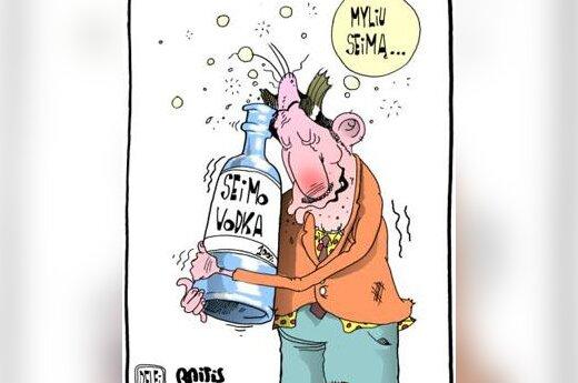 Seimo vodka