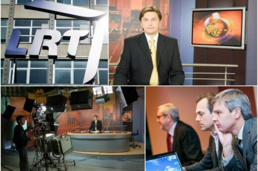 National broadcaster, Lithuania's squad in information wars