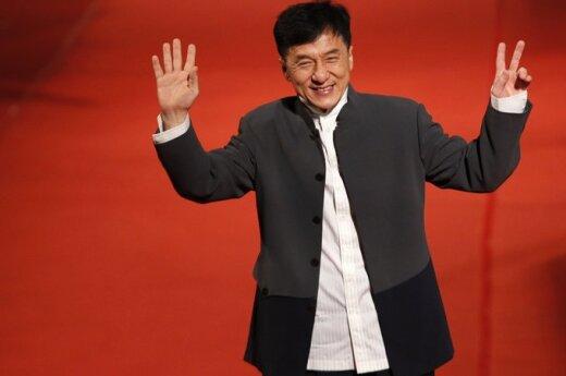 Niezniszczalny Jackie Chan