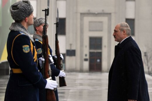 Сайт Лукашенко стал жертвой DDoS-атаки