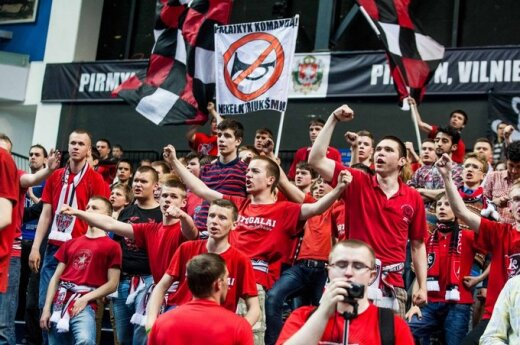 Atsakas kritikams: ne jūs, o fanai dėl komandos palieka antrąsias puses ir dvi paras nemiega