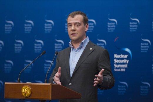 Rosja:Kot Dorofiej nie uciekł Miedwiediewowi