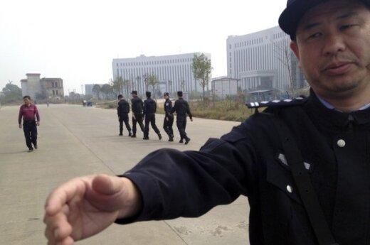 Pekino Tiananmenio aikštė