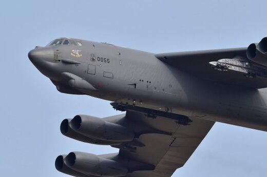 США направили стратегические бомбардировщики к границам КНДР