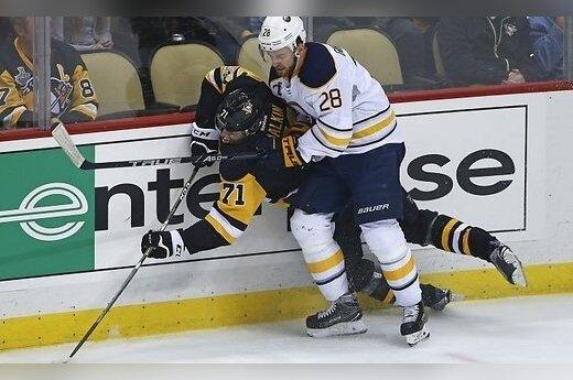 НХЛ: Кросби ничего не набрал, латыш Гиргенсонс хитовал Малкина