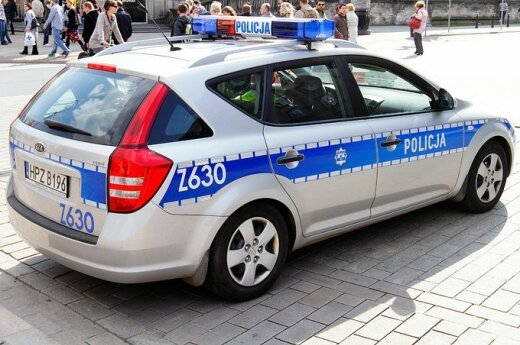 W Warszawie znaleziono olbrzymi ładunek wybuchowy