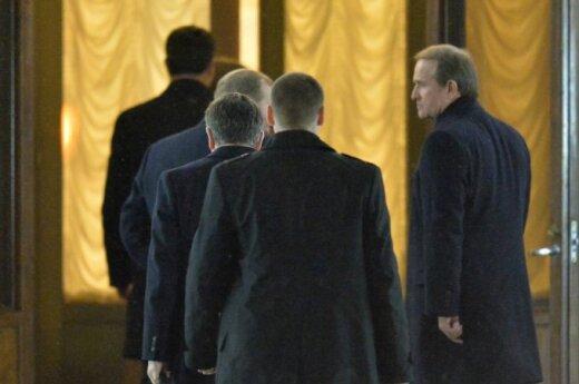 Kontaktinės grupės derybos Minske