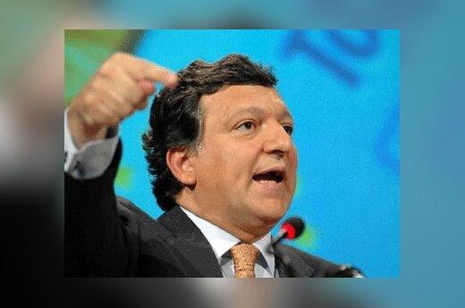 Баррозу призывает страны ЕС помочь Греции