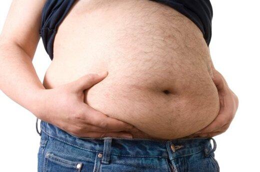 Kaip atsikratyti pilvo riebalų