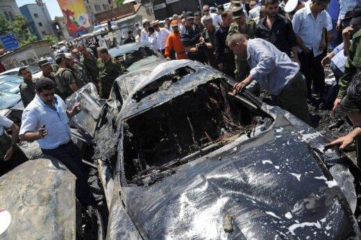 Литовский наблюдатель останется в охваченной беспорядками Сирии