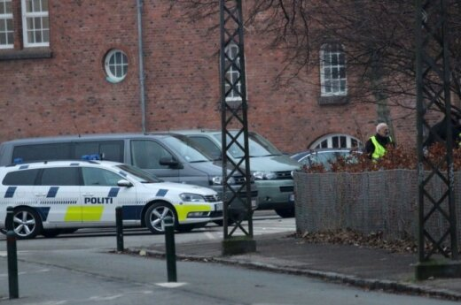 Išpuolis Kopenhagoje