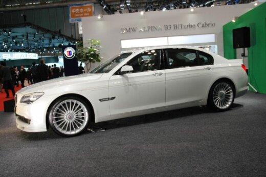 BMW Alpina B7 BiTurbo Limousine