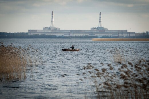 Ignalina Nuclear Power Plant 2016 04 29  © DELFI / Orestas Gurevičius