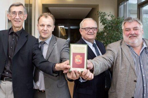 Bumblauskas: to narodowcy i Šapoka stworzyli antypolską historię Litwy
