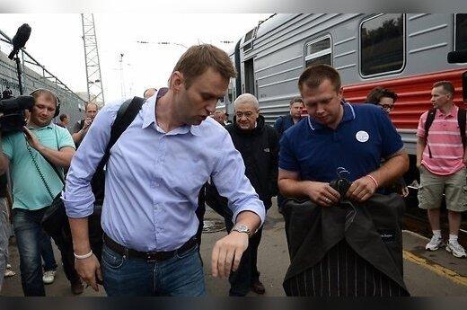 Главу московского отделения партии Навального арестовали на 25 суток