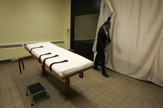 V. Normanas. Kodėl mirties bausmė yra būtina