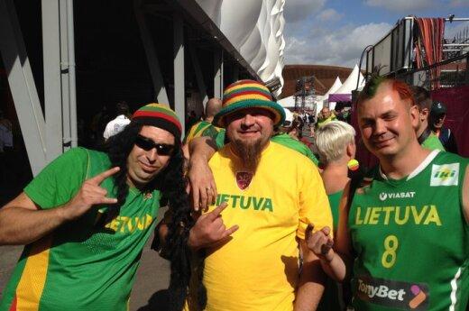 Litewscy kibice potępili rasizm
