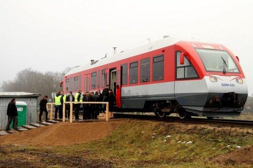 Разма: кому нужна высокоскоростная трасса Шештокай-Таллинн?