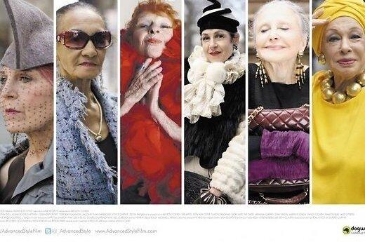 В 65 баба ягодка опять: женщины, чей стиль не зависит от возраста