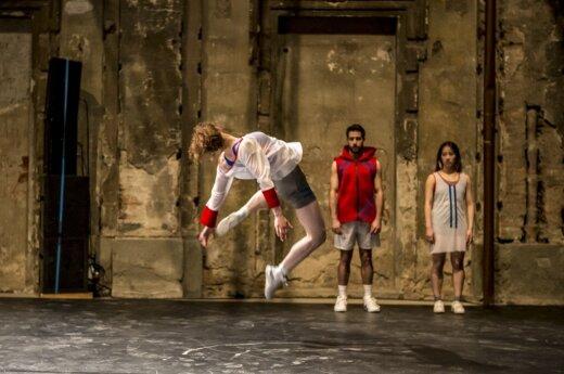 "Spektaklis ""Tvisteris"" FOTO: Marco Caselli Nirmal"