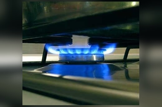 Natural gas stocks would last a month for Lithuania's household users in case of gas cut-off