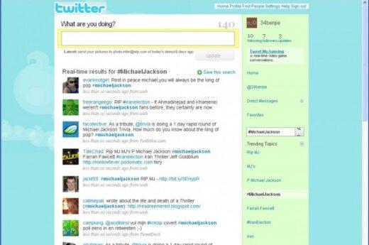 Twitter подвергся нашествию фишеров