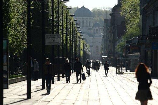 Lietuvoje saugiai jaučiasi tik apie pusę gyventojų
