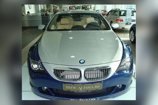 """BMW Alpina B6"""