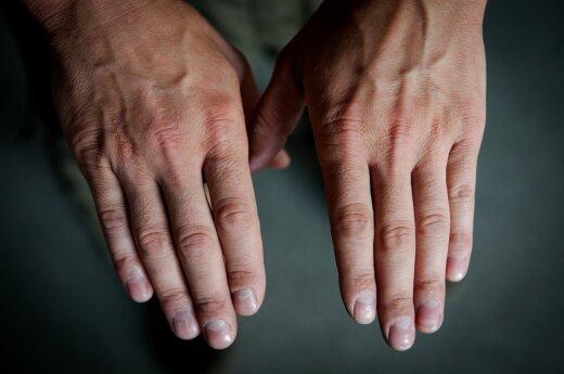 Meksikoje rasti šeši asmenys nukapotomis rankomis