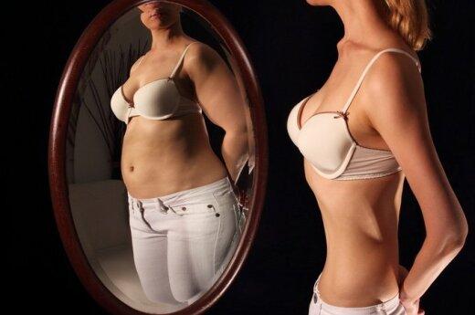 Pražūtingi valgymo sutrikimai: kaip gydyti savęs nemylinčius?