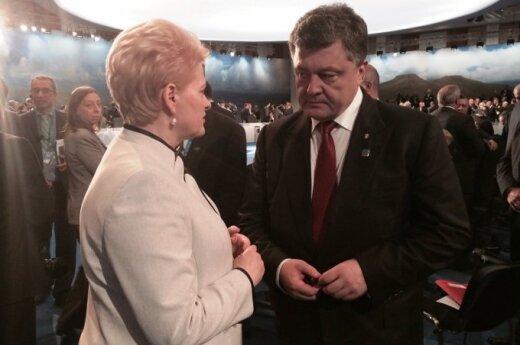Президент Литвы в ноябре планирует посетить с визитом Украину