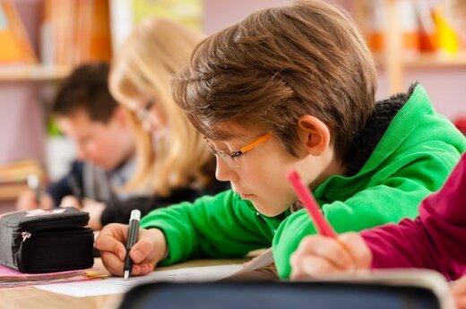 Mokinė: palaikykime ryšį su mokytojais