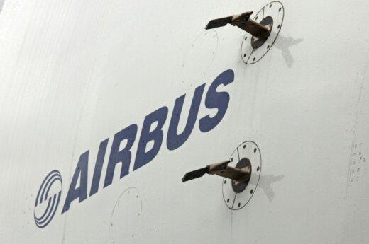 Airbus построит прозрачный самолет для смельчаков